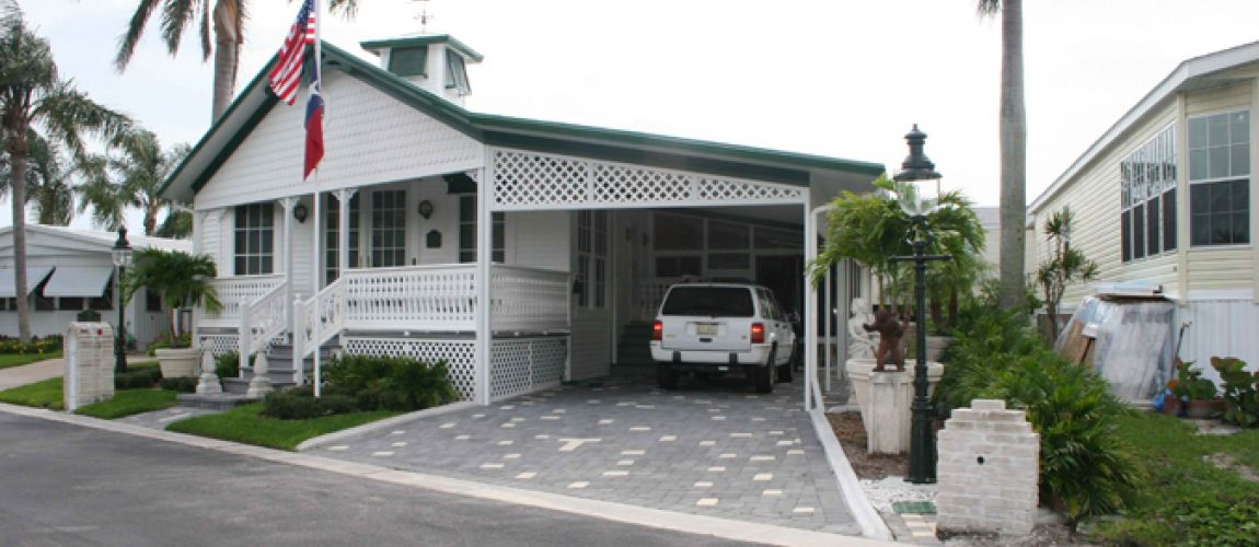 PATIO TOPS & CARPORTS