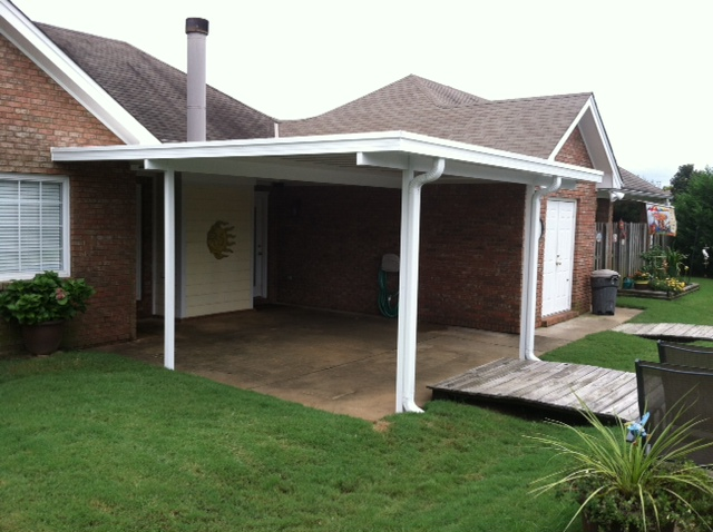 Patio Amp Carports Aluminum Fabricators Prattville